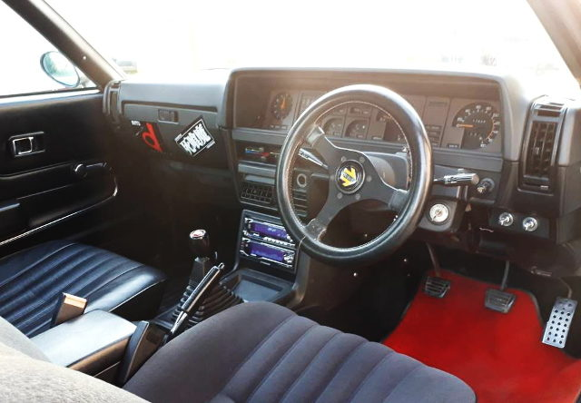 INTERIOR KAIDO RACER SKYLINE JAPAN