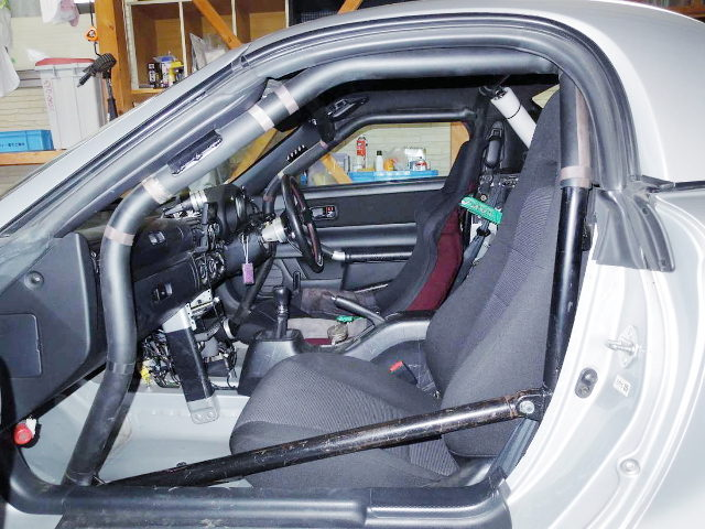 ROLL CAGE INTERIOR FOR MRS