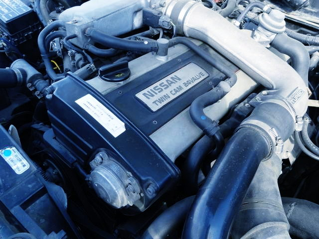 RB20DET TURBO ENGINE