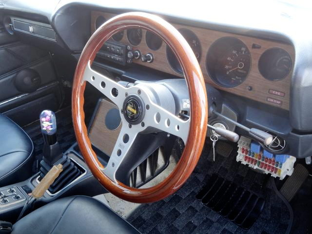 STEERING AND DASHBOARD