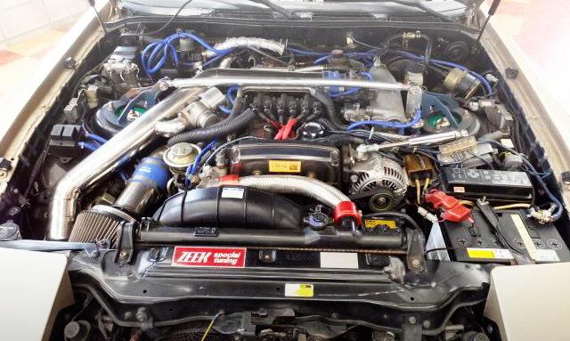 7M-GTEU ENGINE