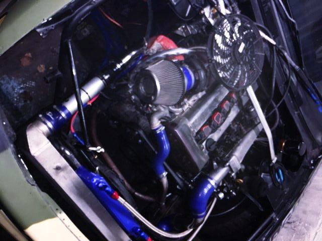 1JZ-GTE SINGLE TURBO ENGINE NON-VVTi