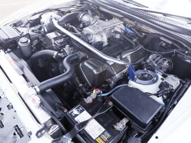 NON-VVTi 1UZ-FE 4000cc V8 ENGINE