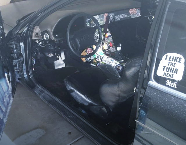 LEFT HAND DRIVE INTERIOR FOR LEXUS SC300