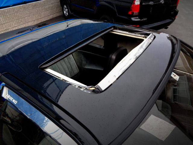 SUN ROOF FOR AE86 BLACK LIMITED