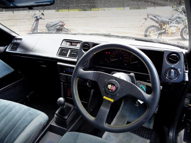 DASHBOARD AE86 BLACK LIMITED