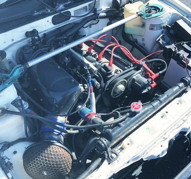 20V 4AG ENGINE