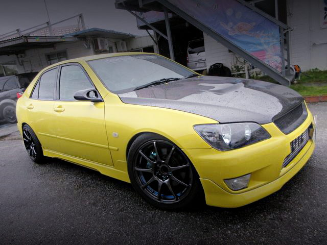 FRONT EXTERIOR FOR ALTEZZA