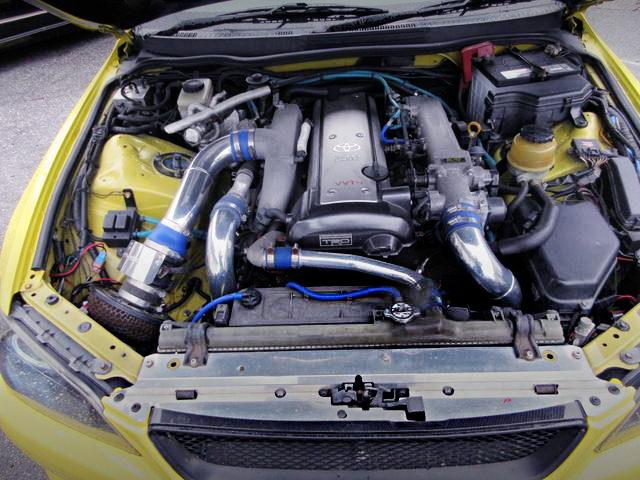1JZ-GTE TURBO ENGINE VVT-i