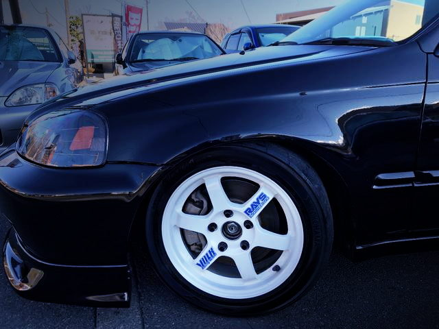 TE37 WHEEL FOR 5 LUG