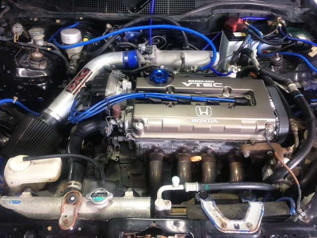 B18C VTEC ENGINE