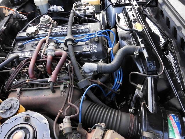 18R-G SOLEX CARBURETOR ENGINE