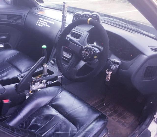 INTERIOR S14 200SX KOUKI