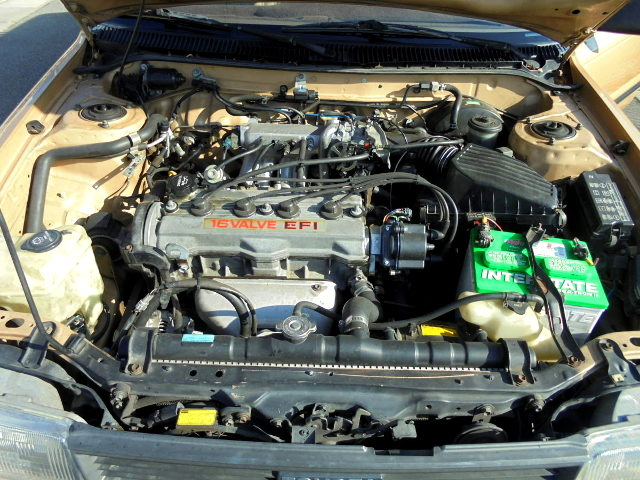 4A-FE ENGINE