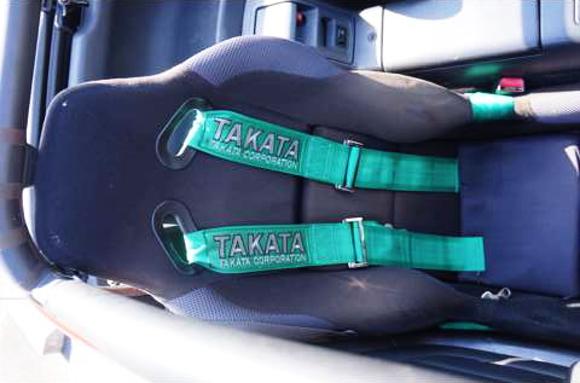 TAKATA SEAT BELT