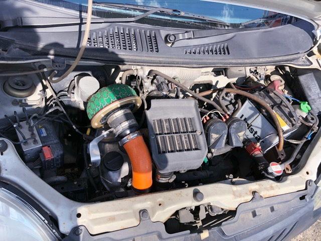 K6A TWINCAM IC TURBO ENGINE