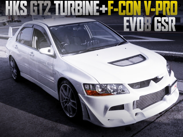HKS GT2 TURBO CT9A EVO8 GSR