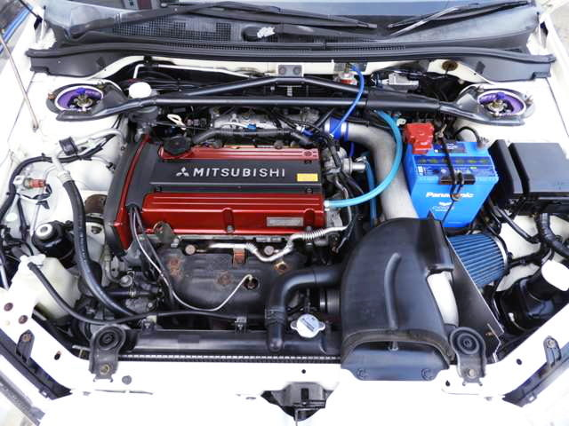 4G63 TURBO ENGINE