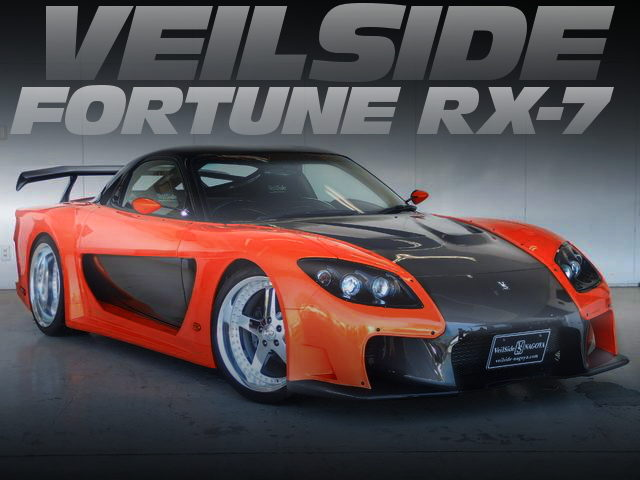 VEILSIDE FORTUNE RX-7