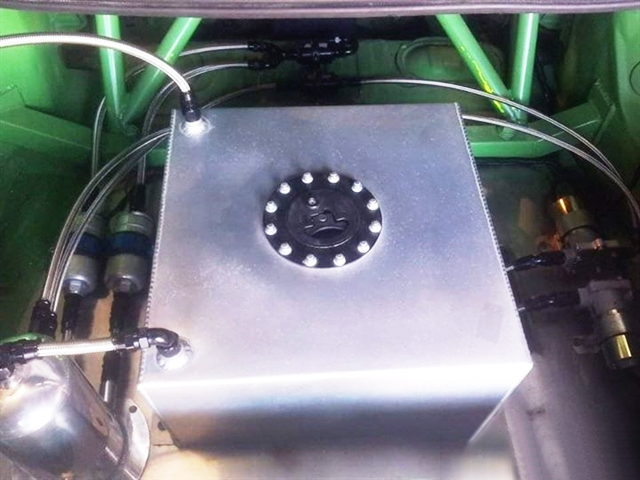FUEL SAFETY TANK