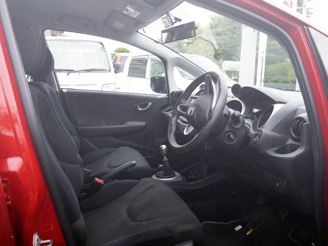 INTERIOR GE8 FIT RS