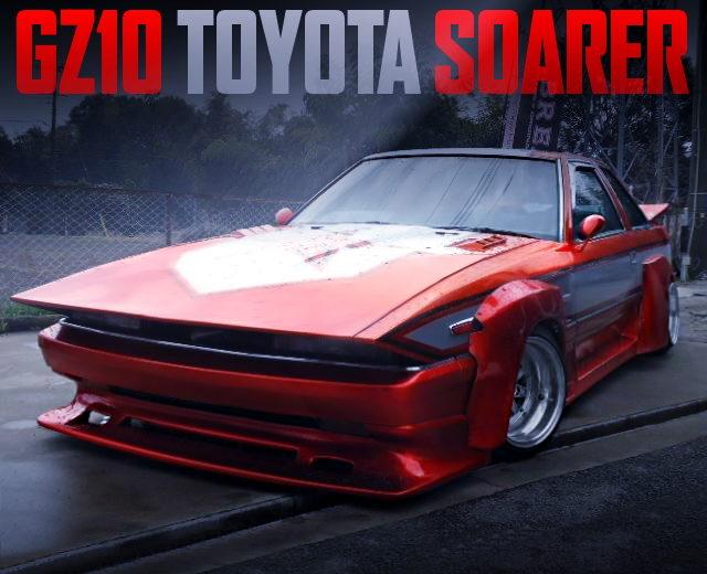 KAIDO RACER GZ10 SOARER