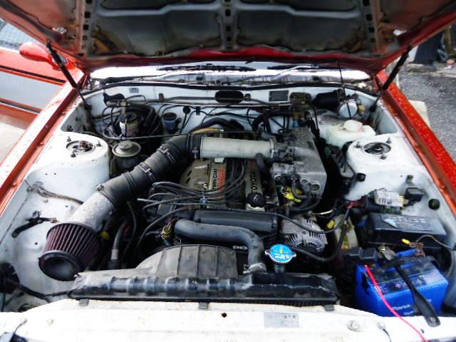 1G-GEU TWINCAM 24 ENGINE