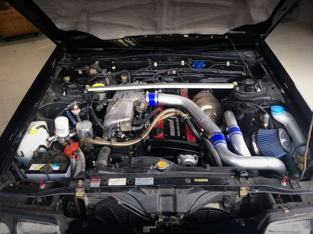 RB20DET-R TURBO ENGINE