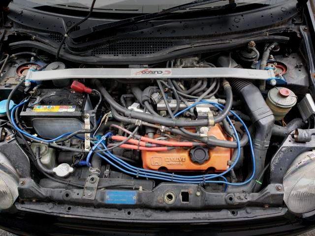 MTREC E07A 660cc ENGINE