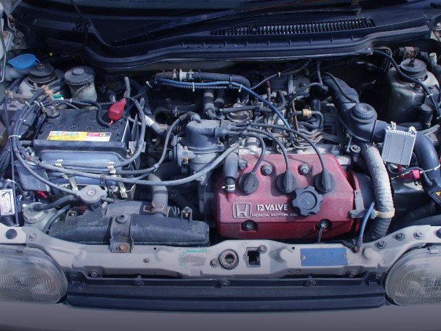 E07A SOHC ENGINE
