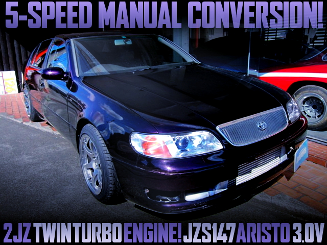 5NT CONVERSION FOR JZS147 ARISTO V