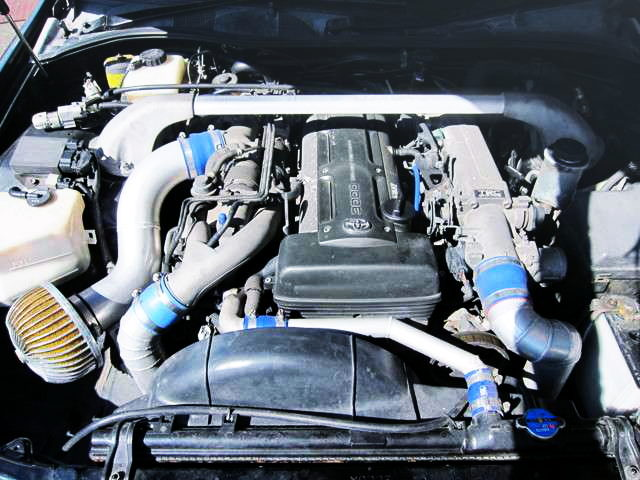 2JZ-GTE TEINTURBO ENGINE OF NON-VVT-i MODEL