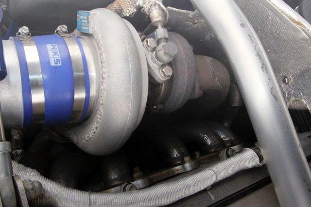 GREDDY TD06H-25G TURBOCHARGER