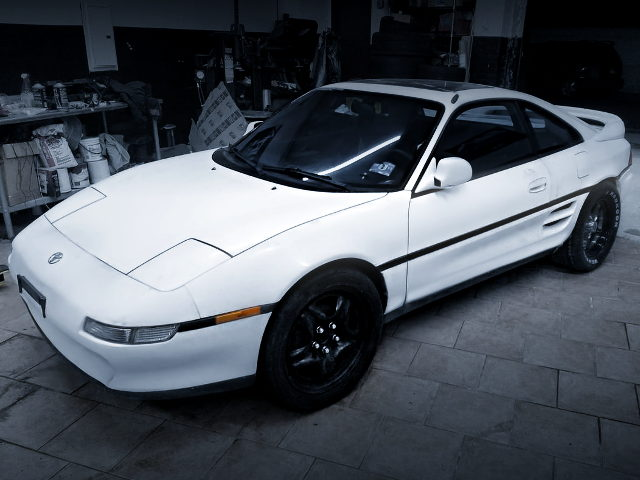 FRONT EXTERIOR SW20 MR2