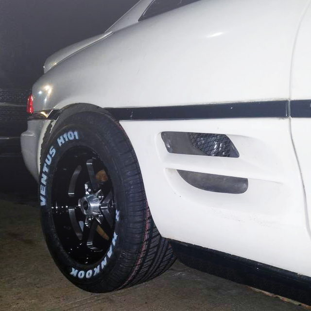 REAR WHEEL FOR MR2