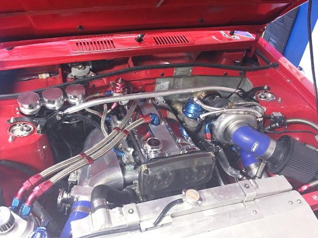 4AG TURBO ENGINE
