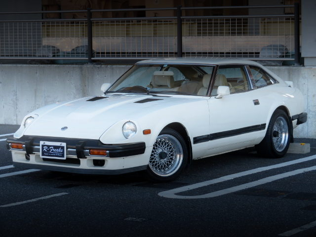 FRONT EXTERIOR S130 FAIRLADY-Z 2by2