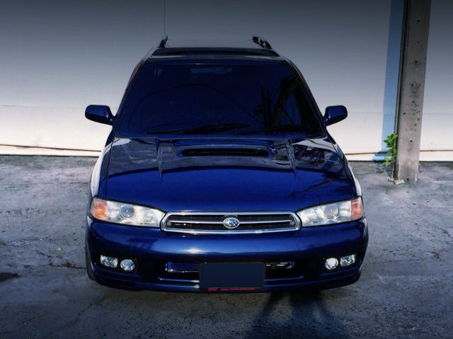 FRONT FACE BG5 LEGACY WAGON