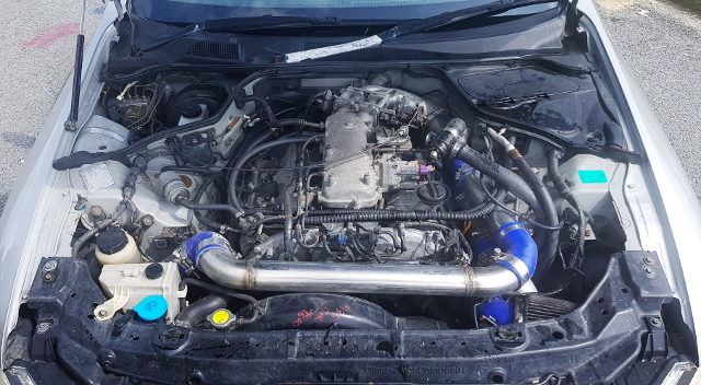 VQ30DET V6 3000cc TURBO ENGINE