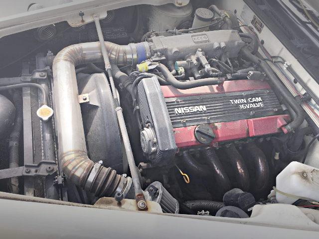 CA18DE 1800cc ENGINE