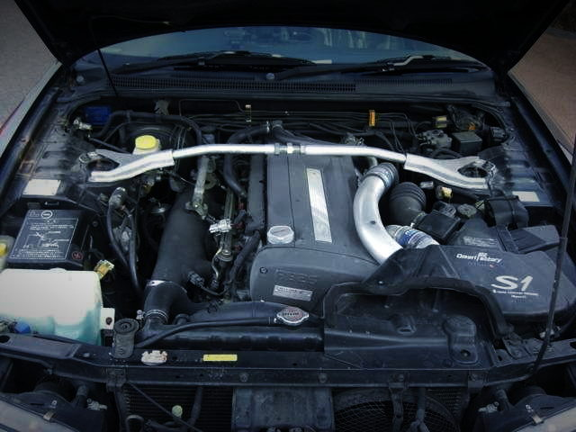NISMO S1 SPEC RB26 ENGINE