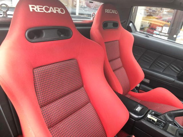 RECARO SEMI BUCKET SEATS