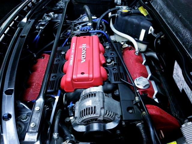 C32B 3200cc V6 VTEC ENGINE