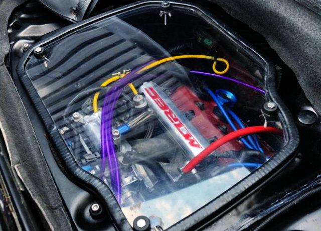 PP1 BEAT ENGINE ROOM