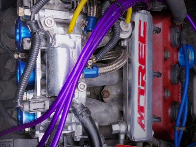 MTREC E07A ENGINE