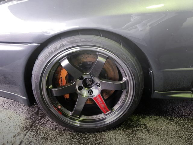 FRONT 6POT BRAKE CALIPER CONVERSION R32 GT-R