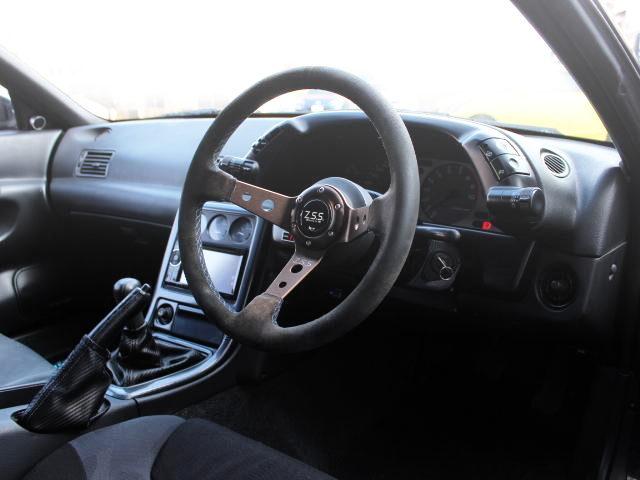 INTERIOR R32 GT-R V-SPEC2