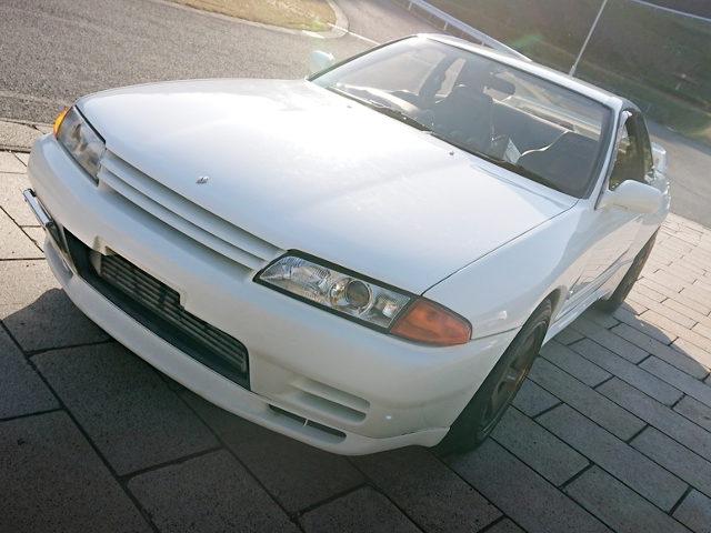 FRONT EXTERIOR R32 SKYLINE GT-R