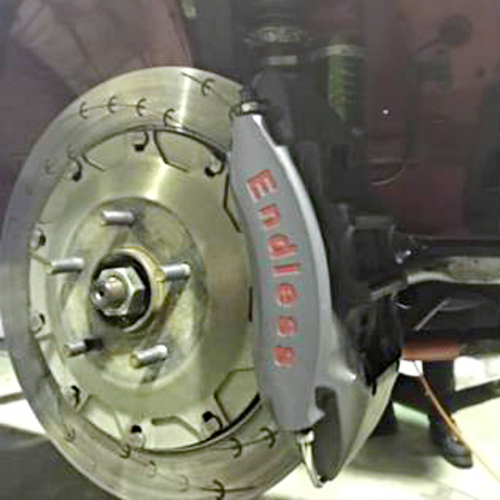 ENDLESS MONOBLOCK BRAKE CALIPER