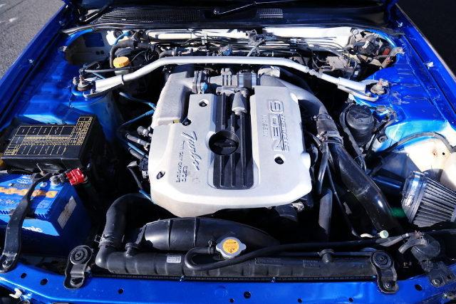 NEO STRAIGHT SIX RB25DET ENGINE